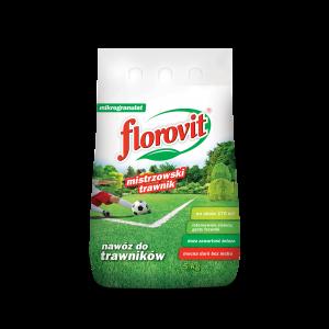 Florovit nawóz do trawników Mistrzowski trawnik