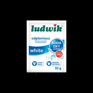 Ludwik odplamiacz w proszku do białego