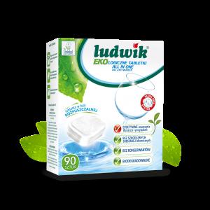 Tabletki do zmywarki Ludwik Ekologiczny