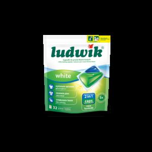 ludwik kapsułki do prania białego