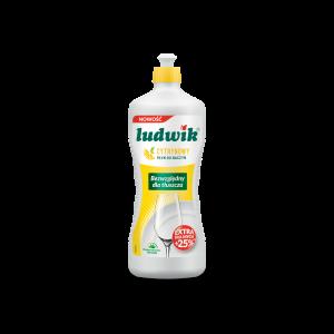 Ludwik płyn do naczyń cytrynowy