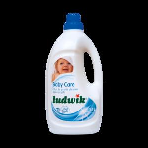 ludwik płyn do prania ubranek dziecięcych