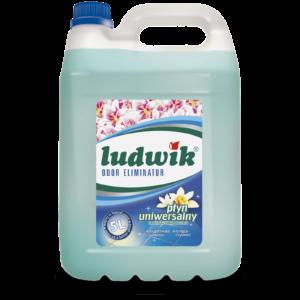 Ludwik płyn uniwersalny neutralizujący brzydkie zapachy