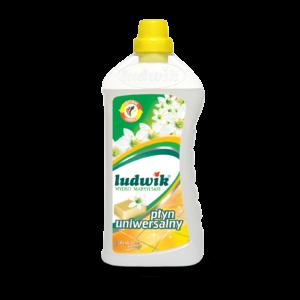 ludwik płyn uniwersalny z mydłem marsylskim