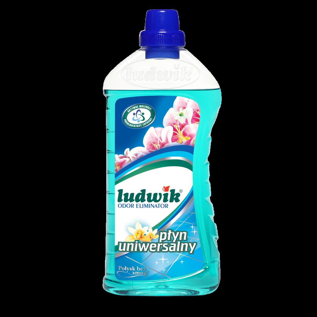 Ludwik płyn uniwersalny neutralizator zapachów