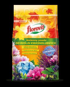 Florovit jesienny do roślin kwaśnolubnych
