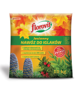 Florovit nawóz jesienny do iglaków