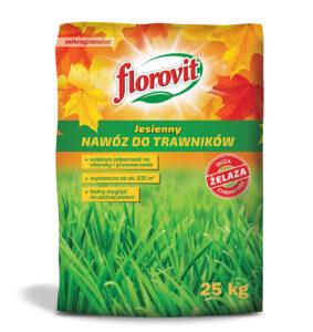 Florovit nawóz jesienny do trawnika